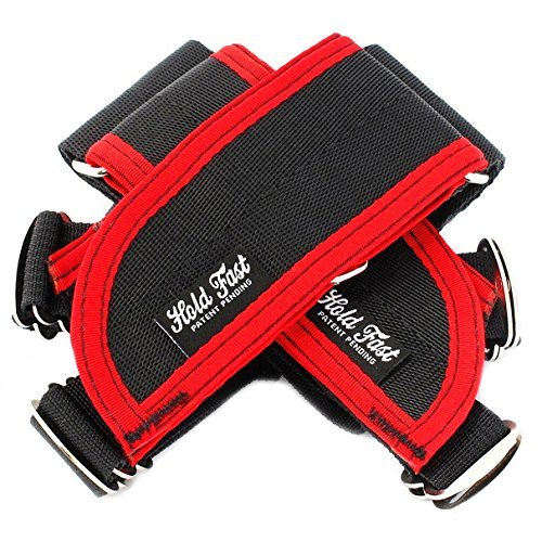 The hold fast fixie pedal straps