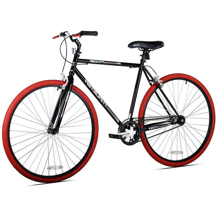 An image of the Kent Thruster fixie bike intended to show what the bike looks like for a Kent Thruster fixie review