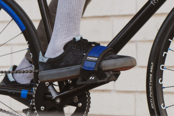 An image of the Fyxation Gates Fixie Pedals & Straps for a Fyxation Pedal & Strap Review