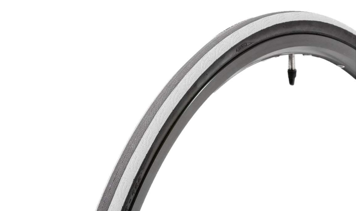 An image of the Panaracer Catalyst sport tires from the side, intended to show off the tires for a list of the top 5 best fixie tires