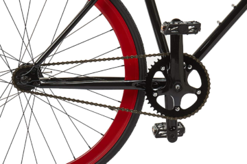 The featured image showing off a pair of mantra cranks intended to show off the parts for a retrospec mantra fixie cranks review